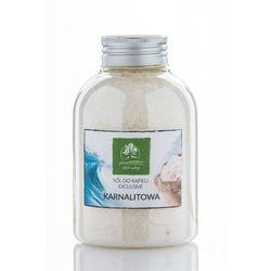 Sól Karnalitowa do kąpieli z Morza martwego - butelka 550 g
