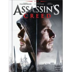 Assassin's Creed (DVD) + Książka