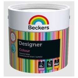 Beckers Farba Lateksowa Designer Colour Light Grey 5L