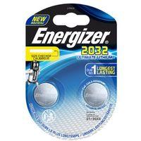 Baterie, Energizer CR2032 (2 szt.)