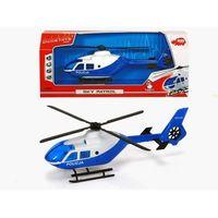 Helikoptery dla dzieci, DICKIE SOS Helikopter policyjny 36 cm