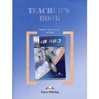Książki do nauki języka, Air Force Książka Nauczyciela (opr. miękka)