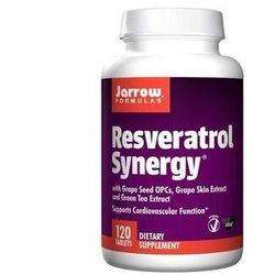 Jarrow Formulas Resveratrol Synergy 120kaps
