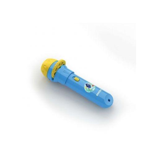 Pozostałe zabawki, Projektor i latarka 2 w 1 71788/90/16 Finding Dory PHILIPS