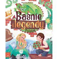 Książki dla dzieci, Baśnie i legendy polskie [Michalec Bogusław] (opr. broszurowa)