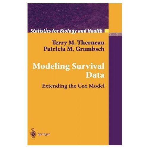 Książki do nauki języka, Modeling Survival Data ExtendingCox Model (opr. twarda)