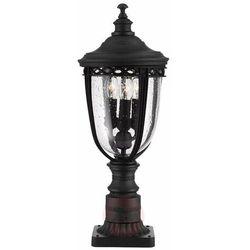Lampa stojąca ENGLISH BRIDLE FE/EB3/M BLK - Elstead Lighting - Rabat w koszyku