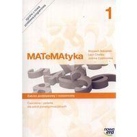 Matematyka, MATeMatyka. Klasa 1, liceum i technikum. Zeszyt ćwiczeń (opr. miękka)