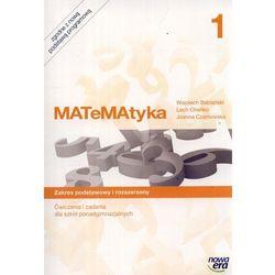 MATeMatyka. Klasa 1, liceum i technikum. Zeszyt ćwiczeń (opr. miękka)