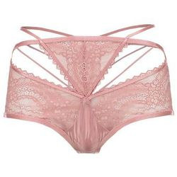 For Love & Lemons KARINA HIGH WAIST Panty rose