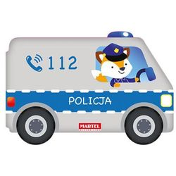 Wykrojnik - Policja (opr. kartonowa)
