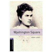 Książki do nauki języka, Oxford Bookworms Library: Level 4:: Washington Square (opr. miękka)