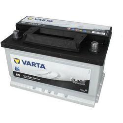 Akumulator 70Ah 640A P+ Varta Black E13