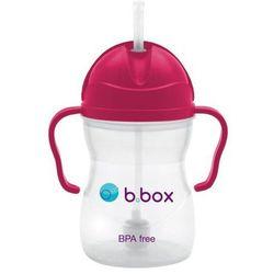Innowacyjny kubek niekapek b.box różowy