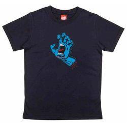 koszulka SANTA CRUZ - FA19 Youth Screaming Hand Tee Black (BLACK) rozmiar: 12-14