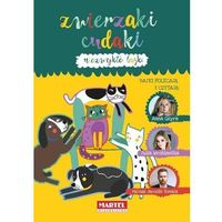 Książki dla dzieci, Niezwykłe bajki Zwierzaki cudaki - Praca zbiorowa (opr. twarda)