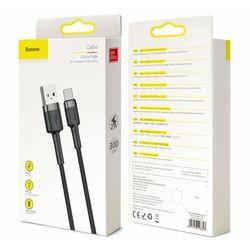 Baseus Cafule | Wzmocniony kabel USB USB-C Type-C Quick Charge 2A 3m