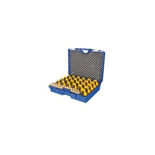 Pozostałe narzędzia miernicze, Waliza na 25 szt. tarcz z pryzmatem(46-MP-K)