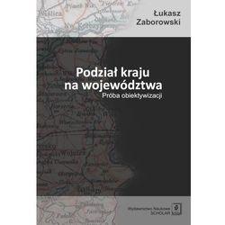 Podział kraju na województwa (opr. miękka)