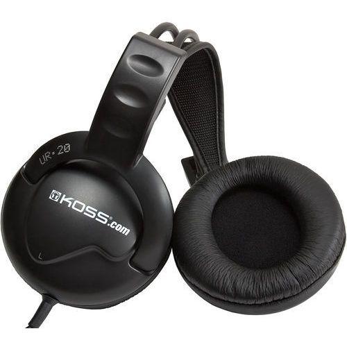 Słuchawki, Koss UR20
