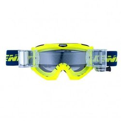 KENNY GOGLE TRACK MAX NEON YELLOW/BLUE