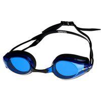 Okularki pływackie, Okularki Arena Tracks (Black Blue) - 92341/57- natychmiastowa wysyłka, ponad 4000 punktów odbioru!