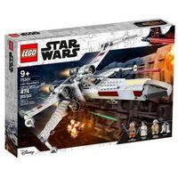 Klocki dla dzieci, LEGO zestaw Star Wars™ 75301 Myśliwiec X-wing™ Luke'a Skywalkera