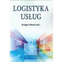 Biblioteka biznesu, Logistyka usług (opr. miękka)