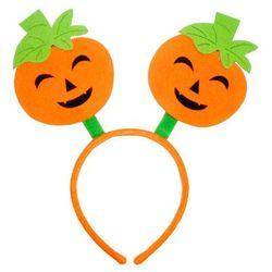 Dekoracja SWEDE Halloween Opaska Dynie