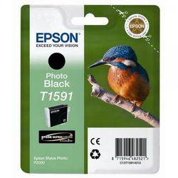 Epson oryginalny ink C13T15914010, photo black, 17ml, Epson Stylus Photo R2000