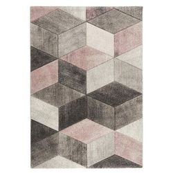 Dywan DAISY różowy 160 x 230 cm wys. runa 13 mm MULTI-DECOR