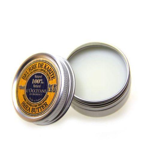 Masła do ciała, L'OCCITANE - Shea Butter Masło she BCR 10 ml Dla Pań