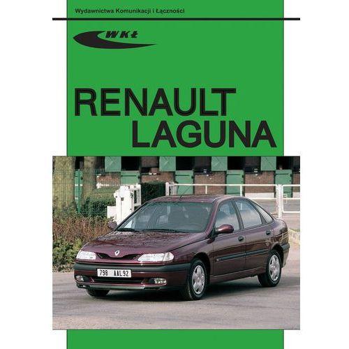 Biblioteka motoryzacji, Renault Laguna modele 1994-1997 (opr. kartonowa)