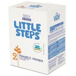 NESTLE 600g Little Steps 2 Mleko następne dla niemowląt powyżej 6 miesiąca życia