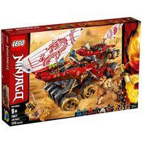 Klocki dla dzieci, Lego NINJAGO Ziemia nagroda losu 70677