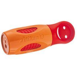 Temperówka do ołówka Griffix, PELIKAN - pomarańczowy