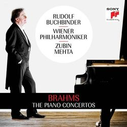 Brahms. The Piano Concertos (CD) - Rudolf Buchbinder