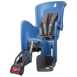 POLISPORT fotelik rowerowy Bilby RS, niebieski/szary - BEZPŁATNY ODBIÓR: WROCŁAW!