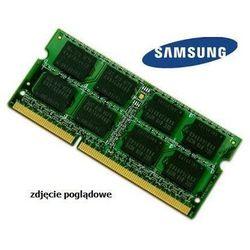 Pamięć RAM 2GB DDR3 1333MHz do laptopa Samsung N Series Netbook NC110-A06 2GB_DDR3_SODIMM_1333_109PLN (-0%)