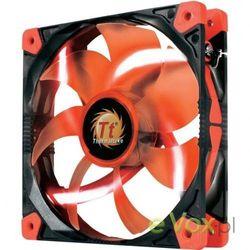 Thermaltake Wentylator - Luna 12 LED Red (120mm, 1200 RPM) BOX