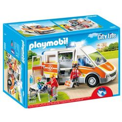 Playmobil CITY LIFE Karetka 6685