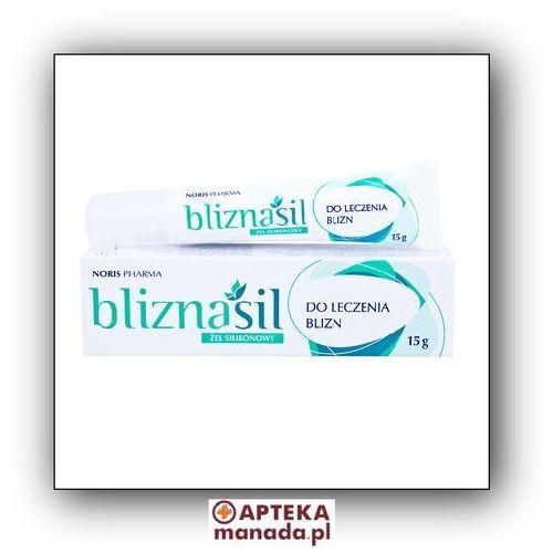 Preparaty na blizny, Bliznasil, Żel silikonowy do leczenia blizn, 15g - Długi termin ważności! DARMOWA DOSTAWA od 39,99zł do 2kg!