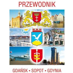 Przewodnik Gdańsk, Sopot, Gdynia - Literat (opr. miękka)