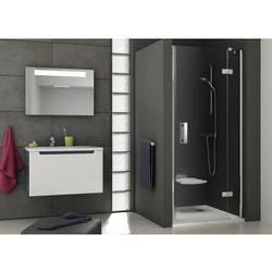 Ravak SmartLine drzwi prysznicowe SMSD2-120b, prawe, Chrom+Transparent 190 cm 0SPGBA00Z1
