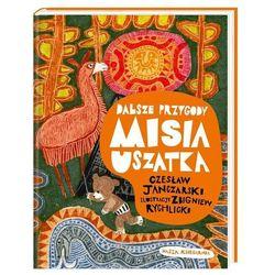 Dalsze przygody Misia Uszatka - Czesław Janczarski (opr. twarda)