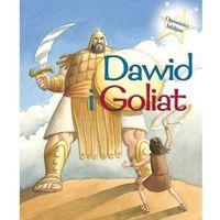 Książki dla dzieci, Opowieści biblijne Dawid i Goliat (opr. twarda)