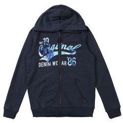 NAME IT Bluza rozpinana blau / aqua / taubenblau / weiß
