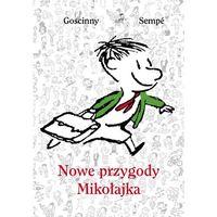 Książki dla dzieci, NOWE PRZYGODY MIKOŁAJKA (opr. twarda)