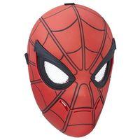 Figurki i postacie, Spider-Man Ruchoma Maska B9695 Hasbro