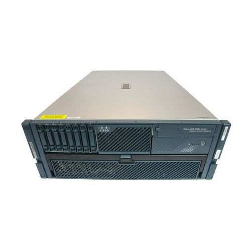 Firewalle, ASA5580-20-8GE-K9 ASA 5580-20 Appliance with 8 GE, Dual AC, 3DES/AES
